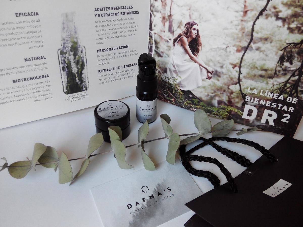 Probando Dafna's Skincare