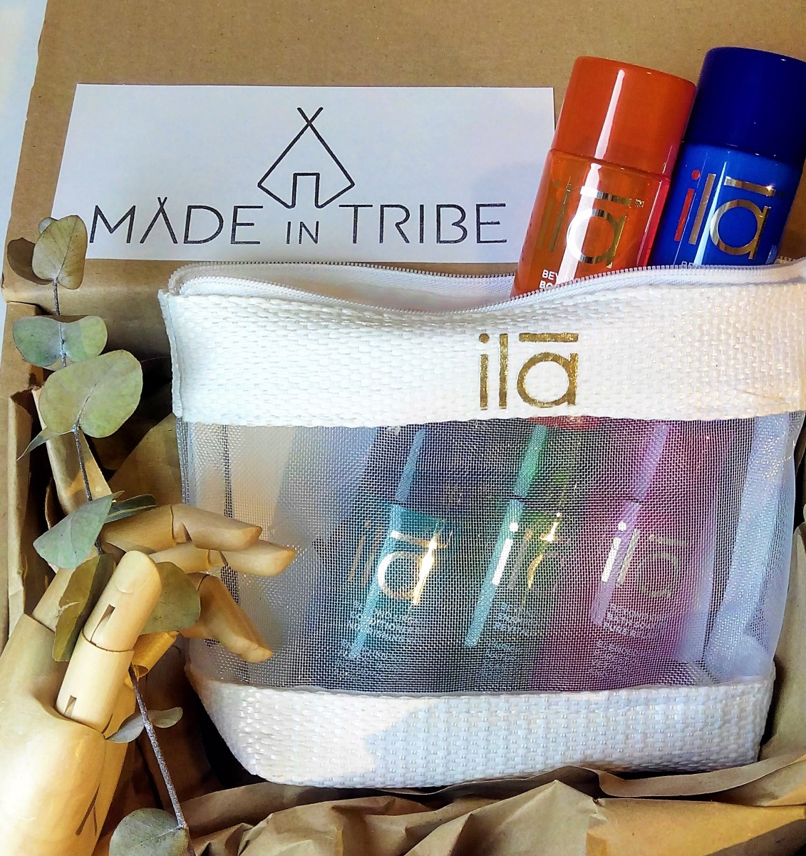 Sorteo ganado de Made in Tribe y Bienbio